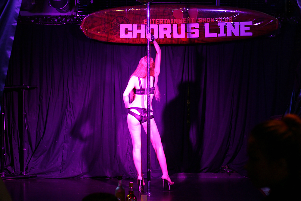 POLE DANCE EVENT!!